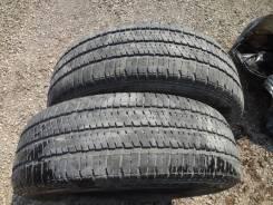 Bridgestone Dueler H/T 684II. Всесезонные, износ: 30%