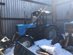 МТЗ 82.1. Продам Трактор МКР-82