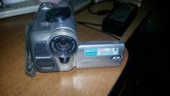 Panasonic NV-GS25. 20 и более Мп, без объектива