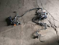 Электропроводка. Toyota Aristo, JZS161 Двигатель 2JZGTE