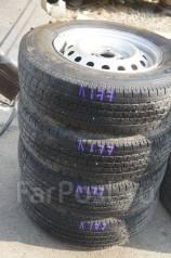 Продам комплект колес, возможна отправка. 5.0x13 4x100.00 ЦО 53,0мм.