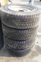 Продам комплект колес, возможна отправка. x15.5 6x139.70 ЦО 110,0мм.