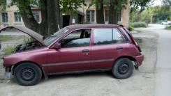 Toyota Starlet. EP820377254, 4EFE