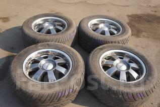Продам комплект колес, возможна отправка. 9.0x18 6x139.70 ET0 ЦО 111,0мм.