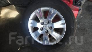 Колеса 205/65/16 на Toyota. 6.5x16 5x114.30 ET51