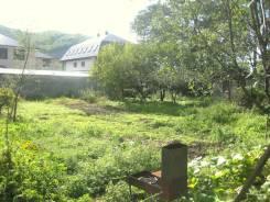 Участок 15 соток в собственности на Седанке. 1 500 кв.м., собственность, электричество, вода, от частного лица (собственник). Фото участка