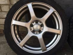 Hot Stuff Exceeder EX6. 7.0x17, 5x114.30, ET38