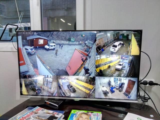 Продажа и установка видеонаблюдения под ключ любой сложности!