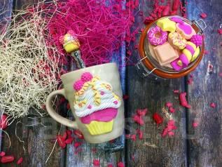 Чайная Кружка - Вкусная кружка Ау 800 Неповторимая