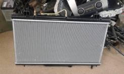 Радиатор охлаждения двигателя. Toyota Corona Premio, AT210