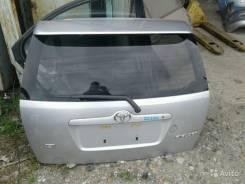 Крышка багажника. Toyota Corolla Toyota Corolla Fielder