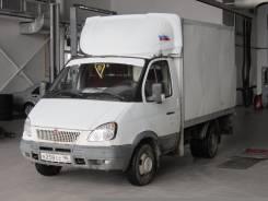 ГАЗ 3302. Газель 3302, 2 464 куб. см., 3 000 кг.