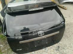 Крышка багажника. Toyota Wish