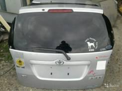 Крышка багажника. Toyota Corolla Toyota Corolla Spacio