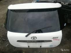 Крышка багажника. Toyota Allex Toyota Corolla