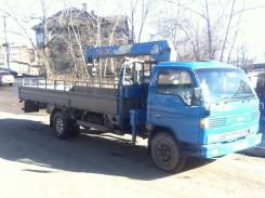 Mazda Titan. Продаю или меняю Мазда-Титан КРАН-БОРТ, 4 600 куб. см., 4 000 кг.
