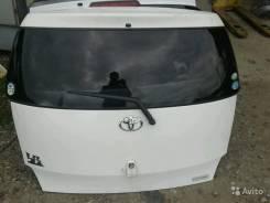 Крышка багажника. Toyota bB