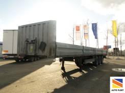 Manac-Auto. Манак-авто 946831 бортовой полуприцеп, 33 500 кг.
