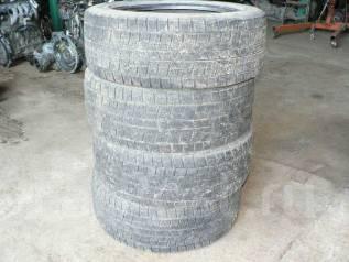 Dunlop DSX. Зимние, без шипов, 2007 год, износ: 40%, 4 шт