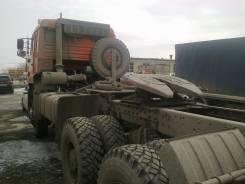 Камаз 65225. Продам седельный тягач камаз 65225-6141-43, 6 700 куб. см., 22 000 кг.