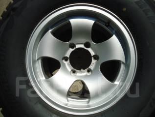 Bridgestone. 8.0x16, 6x139.70, ET2