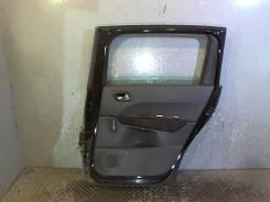 Дверь боковая Peugeot 5008, правая задняя