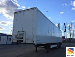 Krone SD. Продаю полуприцеп изотермический фургон Москва, 29 800 кг.
