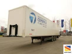 Kogel. Полуприцеп SP24 цельнометаллический фургон в Москве, 28 800 кг.