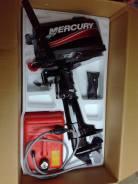 Mercury. 5,00л.с., 2х тактный, бензин, Год: 2014 год