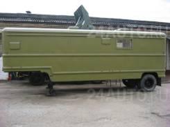 Самодельная модель. Продается кунг ОДАЗ-828 в Красноярске