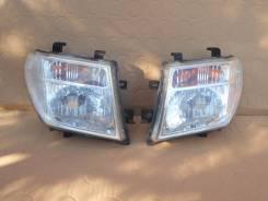 Фара. Nissan Navara, D40 Nissan Pathfinder, R51