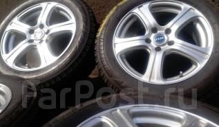 179 Красивые Bridgestone Feid R17 из Японии Б/П по РФ + жирная Зима. 7.0x17 5x114.30 ET38 ЦО 70,0мм.