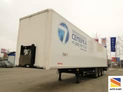 Kogel. Продам полуприцеп SP24 цельнометаллический фургон в Москве, 28 800 кг.