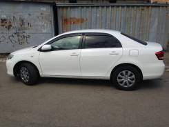Toyota Corolla Axio. вариатор, 4wd, 1.5 (105 л.с.), бензин, 107 000 тыс. км