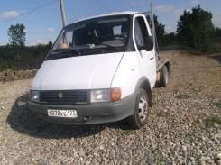 ГАЗ 3302. Продам газель для перевоза спецтехники 2001г, 2 000 куб. см., 1 500 кг.