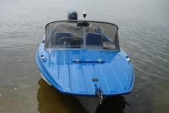 Казанка-5М3. Год: 1991 год, длина 4,60м., двигатель подвесной, 50,00л.с., бензин. Под заказ