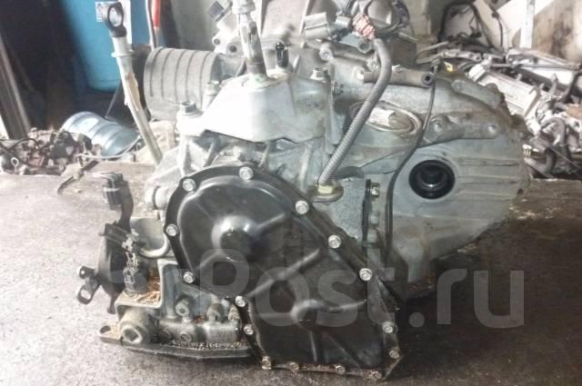 АКПП. Nissan Micra, K12, K12E Двигатели: CR14DE, CR14