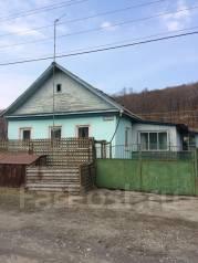 Продаётся дом г. Фокино р-н Шанхай. Улица 1-я Рабочая 6, р-н п. Шанхай, площадь дома 60 кв.м., скважина, электричество 6 кВт, отопление твердотопливн...
