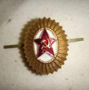 Кокарда ПВ СА. СССР