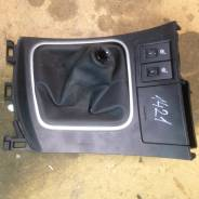 Селектор кпп, кулиса кпп. Mazda Mazda3, BL Двигатель BLA2Y
