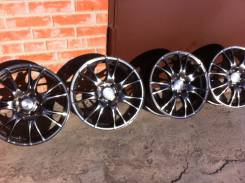 Light Sport Wheels LS JF5159. 6.75x4, 5x100.00, ET48.5, ЦО 73,0 мм.