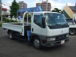 Mitsubishi Canter. Продажа манипулятора, 4 600 куб. см., 3 000 кг. Под заказ