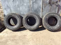Bridgestone Dueler M/T. Грязь MT, износ: 60%, 3 шт