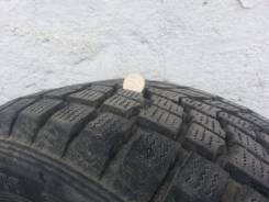 Dunlop. Зимние, без шипов, износ: 20%, 2 шт