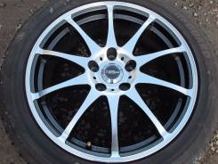 Hot Stuff Cross X-Speed. 7.5x18, 5x114.30, ET48