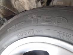 Toyo Teo Plus. Летние, 2011 год, износ: 30%, 4 шт