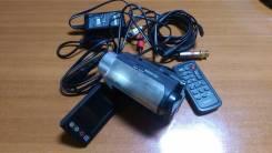 Sony DCR-HC38. Менее 4-х Мп