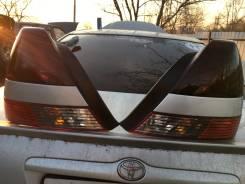 Стоп-сигнал. Toyota Verossa, JZX110 Toyota Mark II Wagon Blit, JZX110 Toyota Mark II, JZX110