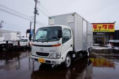 Toyota Dyna. Продажа спецтехники Фургон, 4 600 куб. см., 2 000 кг. Под заказ
