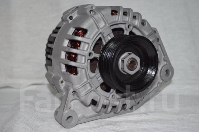 Генератор. Audi: A4, S4, A6, A8, S8, RS4, S6, A6 allroad quattro Volkswagen Passat, 3B3, 3B2, 3B6, 3B5 Skoda Superb Двигатели: AKN, AHL, APT, ATX, AHH...